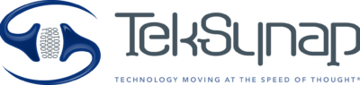 TekSynap_Horizontal_Logo_3d_with_Tagline